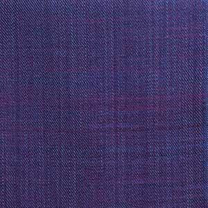 Katahdin Blanket swatch - beetroot