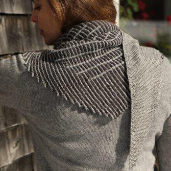 Annabel Cowl Knitting Pattern Swans Island Company
