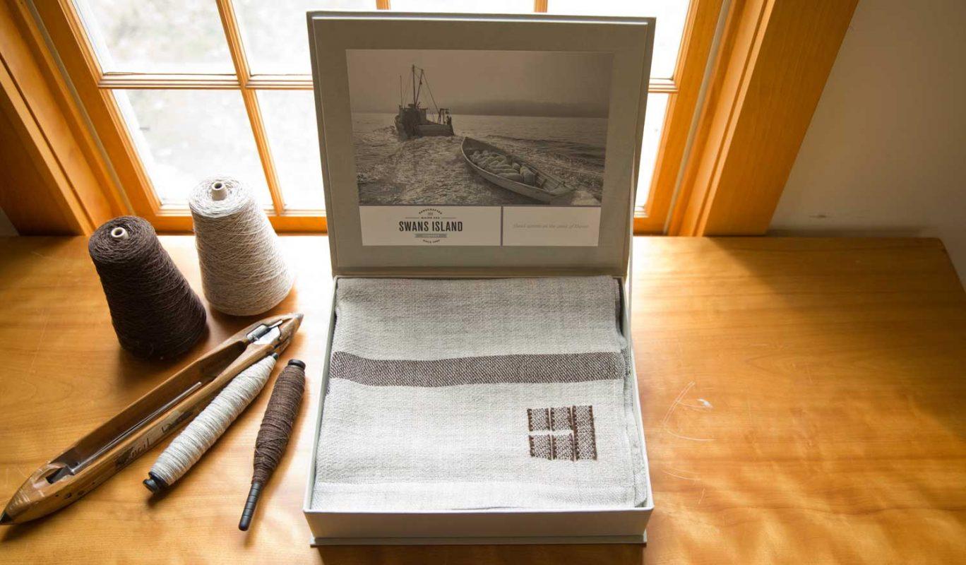 Boxed Blanket