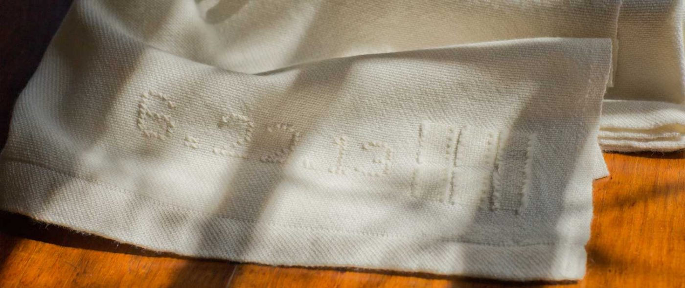 Wedding Blanket Monogrammed