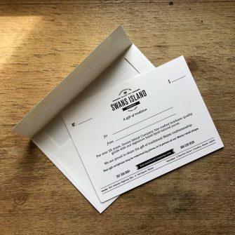 Swans Island Gift Card image