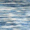Watercolors Zipper Pounch - natural swatch