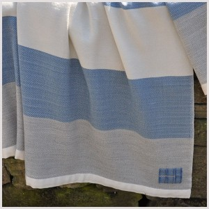 Summer Blankets in Blue