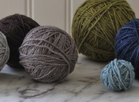 All American, Worsted