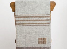 heritage throw - rare wool